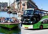 Copenhagen Hop on - Hop Off Bus, Boat & City Train Tour