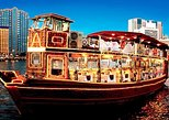 Dubai Water Canal Dinner Cruise with Hotel transfers