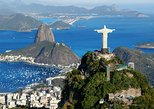 South America - Brazil: Full Day in Rio: Christ the Redeemer, Sugar Loaf, Maracana and Selaron with Lunch