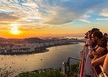 South America - Brazil: Rio Sunset Tour Including Sugarloaf, Christ the Redeemer, Cathedral and Selaron