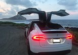 ONLY TESLA Island Tour in Hawaii - LUXURY Custom Private Tour