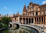 Alcazar, Cathedral, Santa Cruz Quarter, Bullring and River Cruise Tour in Seville