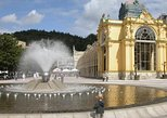 Czech Spas of Karlovy Vary and Marianske Lazne from Prague