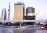 Private Walking Tour of Tsukiji and Hamarikyu Garden with a Water Bus Ride to Asakusa