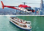 TravelToe VIP: Architectural River Cruise and Chicago Helicopter Tour