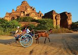 Bagan City Tour by Horse Cart