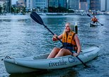 Saturday Night Brisbane Kayak Tour with Optional BBQ Dinner