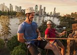 Abseiling the Kangaroo Point Cliffs in Brisbane