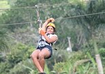 Half-Day Zip Line Adventure from Punta Cana