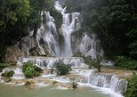 One day Solf trekking from Longlao Village to Kuangsy water fall