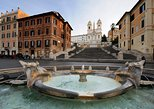 Walk Downtown Rome, Pantheon, Trevi and Spanish Steps