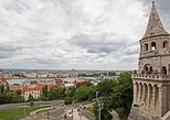 Budapest Castle District Walk with Matthias Church Entry