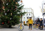 Budapest Winter Bike Tour with Cafe Stop