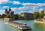 Bateaux Mouches 1-Hour Seine River Cruise or Cruise with Optional Champagne