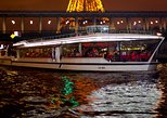 Bateaux-Mouches Valentine's Day Dinner Cruise