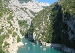 Private Day Trip: Verdon Canyon plus Castellane & Moustiers Villages from Cannes