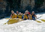Jasper Rafting Athabasca Canyon Run