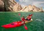 Clear Bottom Kayak and Snorkel Discovery Tour in Los Cabos