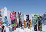 Telluride Premium Snowboard Rental Including Delivery
