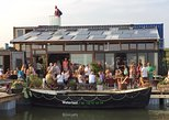 Visit The Harbor of the Netherlands with the Electric Watertaxi in Hoorn