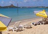St Lucia Shore Excursion: Reduit Beach Shuttle Service