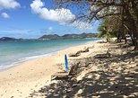 Karibik - St Lucia: Vigie Beach Day with Round Trip Transfer from St Lucia