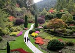 Butchart Gardens Shuttle from Victoria Hotels & Entry ticket 2019