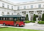Scenic Overview of Newport Viking Trolley Tour