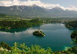 Lake Bled and Ljubljana Tour from Piran or Portoroz or Ljubljana