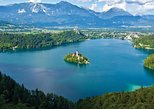 Lake Bled and Ljubljana Tour from Porec