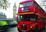 London Vintage Bus Tour with Cream Tea at Harrods