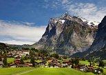 Interlaken – Grindelwald im Berner Oberland (ab Zürich)