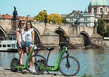 2HOURS PRAGUE TOUR on E-SCOOTER HUGO BIKE