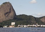 Rio de Janeiro Super Saver: Guanabara Bay Cruise with Barbecue Lunch, Christ the Redeemer and Selaron Steps by Van
