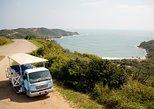 3-hour Small Group Buzios Peninsula Open Air Trolley Tour