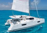 Luxury Catamaran Trip to Isla Mujeres & Private Beach Club