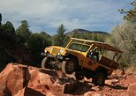 USA - Arizona: Diamondback Gulch by Off-Road Jeep from Sedona