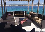 Private boat Cabo San Lucas for up to 12 pass, Snorkel, SUP, and Fun water mat!