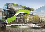 Amsterdam Hop-on Hop-off Bus & Boat Tour for 24 or 48 Hours