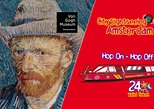 Amsterdam Super Saver: Van Gogh Museum & City Sightseeing Hop-On Hop-Off Boat