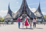 Efteling Theme Park Entrance Ticket & 1-Hour Canal Cruise in Amsterdam