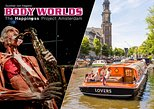 Amsterdam Super Saver: Body Worlds & 1-Hour Canal Cruise