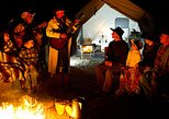 Western Ranch Overnight Experience: Cabin or Camp Out