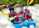 Whitewater Rafting on the Savegre River from Manuel Antonio