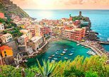Best of Cinque Terre - Private Boat Cruise and Tasting - VIP tour from Milan