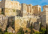 Acropolis of Athens and the mythical slopes