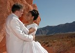 Valley of Fire Wedding by Private Limousine