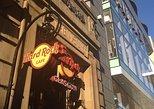 Keine Warteschlangen: Hard Rock Café Glasgow einschließlich Mahlzeit