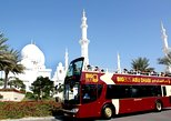 Big Bus Abu Dhabi Hop-On Hop-Off Tour Including Yas Island