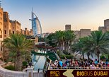 Big Bus Dubai and Abu Dhabi Twin City Ticket: Hop-On Hop-Off Tours